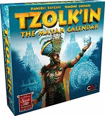 Tzolk'in: The Mayan Calender [ENG]