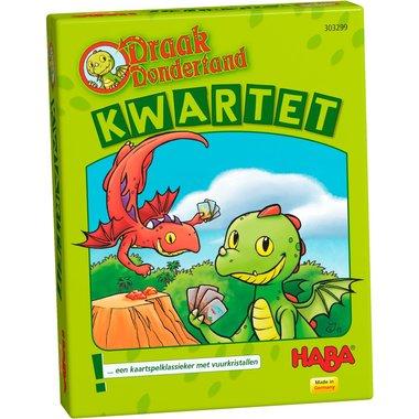 Draak Dondertand: Kwartet (4+)