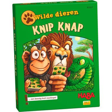 Wilde Dieren: Knip Knap (4+)