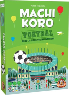 Machi Koro: Voetbal