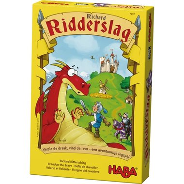 Richard Ridderslag (5+)