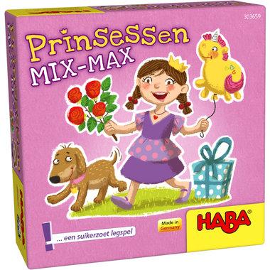 Prinsessen Mix-Max (3+)