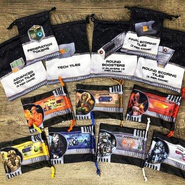 Terra Mystica - Gaia Project: Bags