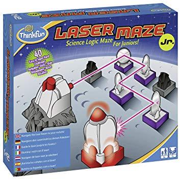 Lazer Maze Junior (5+)