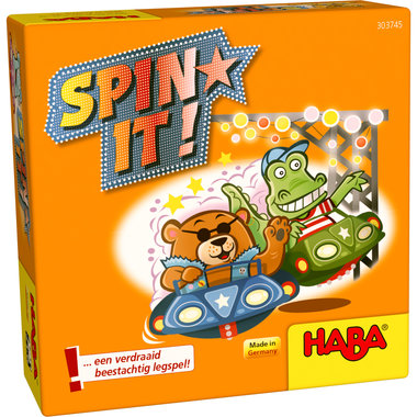 Spin it! (5+)