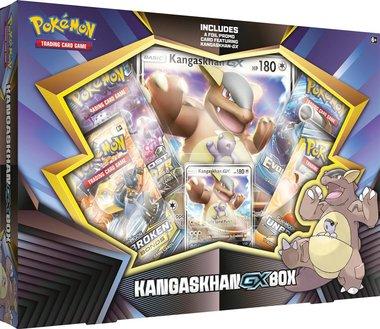 Pokémon: Kangaskhan GX Box