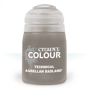 Agrellan Badland (Citadel)