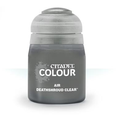 Deathshroud Clear - Air (Citadel)