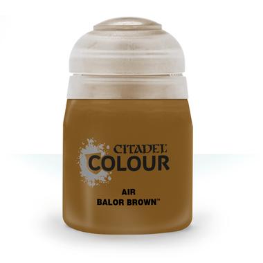 Balor Brown - Air (Citadel)