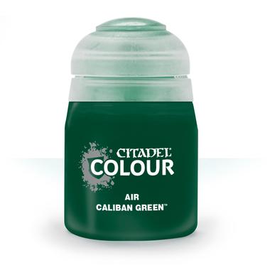 Caliban Green - Air (Citadel)