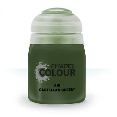 Castellan Green - Air (Citadel)