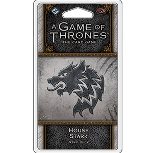 A Game of Thrones: The Card Game (Second Edition) - House Stark Intro Deck