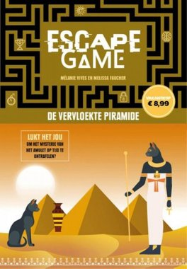 Escape Game - De Vervloekte Piramide