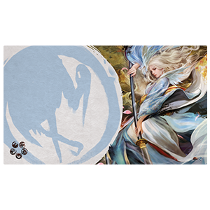 Legend of the Five Rings: The Card Game - Left Hand of the Emperor Playmat