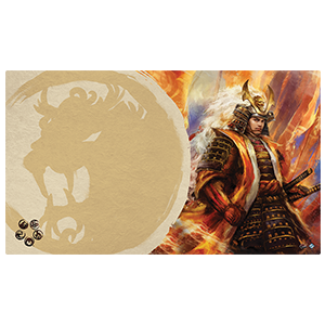 Legend of the Five Rings: The Card Game - Right Hand of the Emperor Playmat