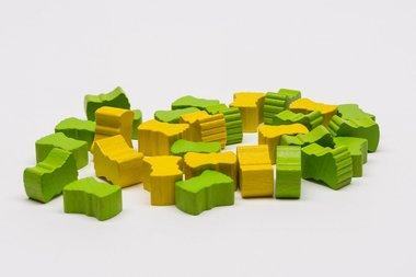 Graan (Geel) - 10 stuks