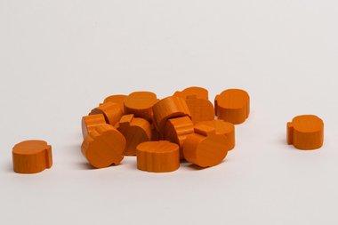 Pompoen - 10 stuks