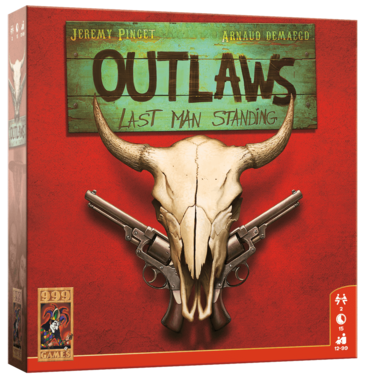 PRE-ORDER: Outlaws
