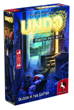 Undo: Blood in the Gutter [EN]