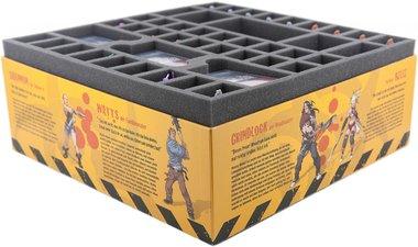 Zombicide Prison Outbreak: Foam Tray Set (Feldherr)
