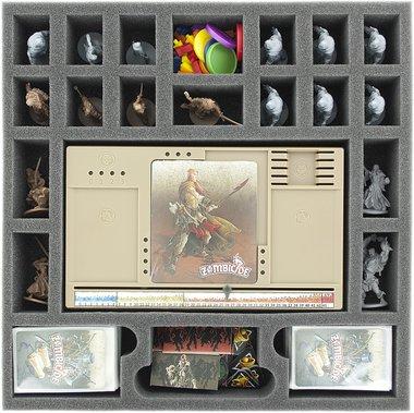 Zombicide: Organizer (Figure Foam Tray for Zombicide miniatures)