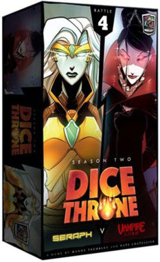 Dice Throne: Season Two – Seraph v. Vampire Lord [BOX 4]