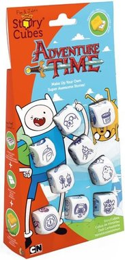 Rory's Story Cubes: Adventure Time