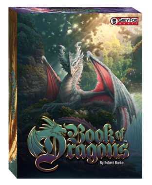 Book of Dragons [BOXED GAME]