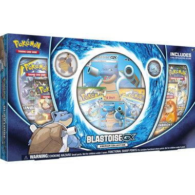 Pokémon: Blastoise GX Box