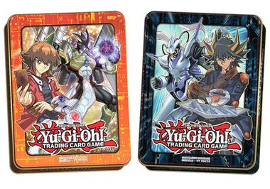 Yu-Gi-Oh! 2018 Mega-Tin