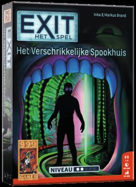 PRE-ORDER: EXIT - Het Verschrikkelijke Spookhuis