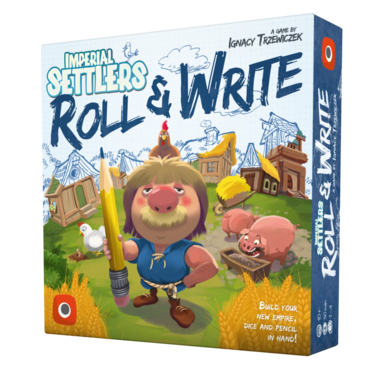 Imperial Settlers: Roll & Write [EN]