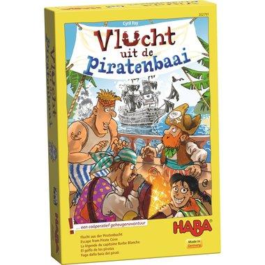Vlucht uit de Piratenbaai (5+)
