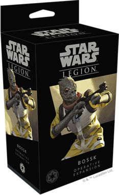Star Wars Legion: Bossk Operative Expansion