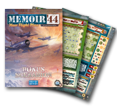 Bonus Scenario's - Memoir '44: New Flight Plan [GRATIS DOWNLOAD]