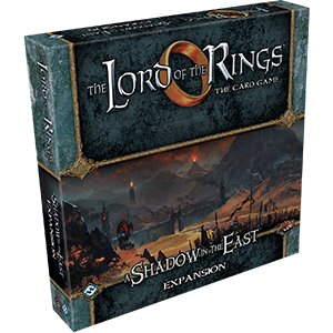 [PRE-ORDER] The Lord of the Rings: The Card Game – A Shadow in the East