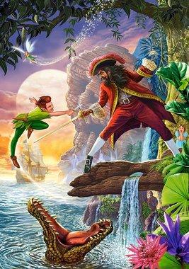 Peter Pan - Puzzel (500)