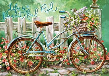 Beautiful Ride - Puzzel (500)