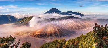 Bromo Volcano, Indonesia - Puzzel (600)