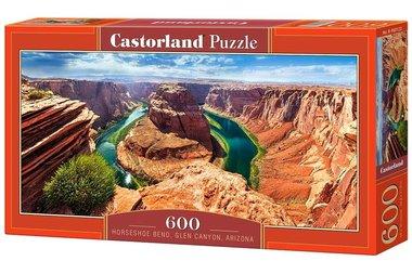 Horseshoe Bend, Glen Canyon, Arizona - Puzzel (600)