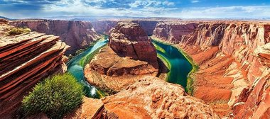Horseshoe Bend, Glen Canyon, Arizona - Puzzel (600)