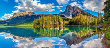Emerald Lake - Puzzel (600)
