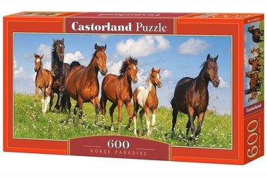 Horse Paradise - Puzzel (600)