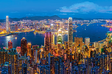 Hong Kong Twilight - Puzzel (600)