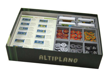 Altiplano: Insert (Folded Space)