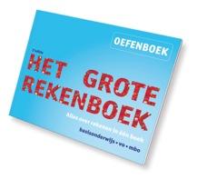 Het Grote Rekenboek (2e Editie) - Oefenboek
