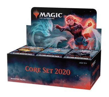 MTG: Core Set 2020 Boosterbox [+ GRATIS BUY A BOX PROMO]