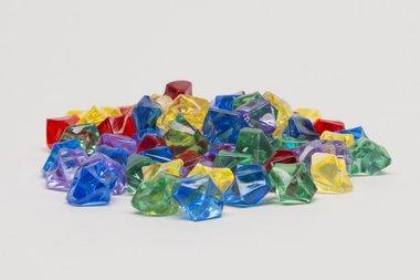 Crystal Gems - 75 stuks