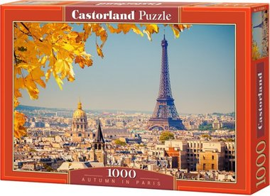 Autumn in Paris - Puzzel (1000)