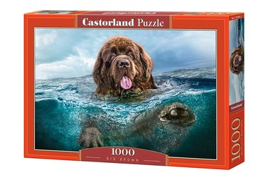 Big Brown - Puzzel (1000)